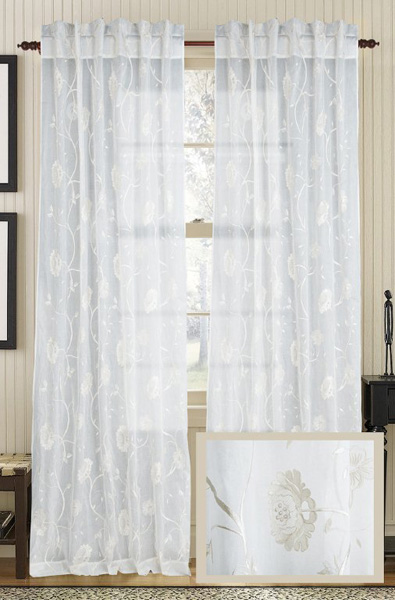 Curtains Valences Panels Window Treatment